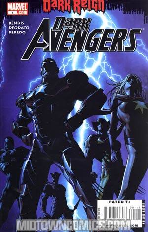Dark Avengers #1 Cover A 1st Ptg Mike Deodato Jr Cover (Dark Reign Tie-In)