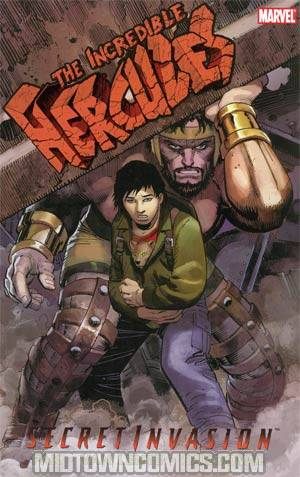 Secret Invasion Incredible Hercules TP