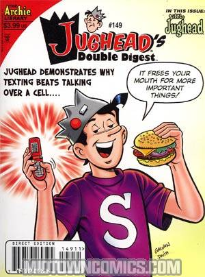 Jugheads Double Digest #149