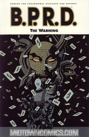 BPRD Vol 10 The Warning TP