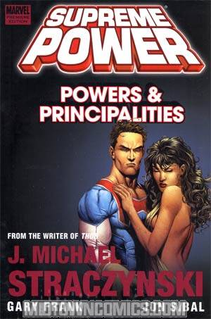 Supreme Power Vol 2 Powers & Principalities HC