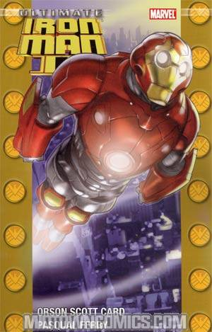 Ultimate Iron Man II TP