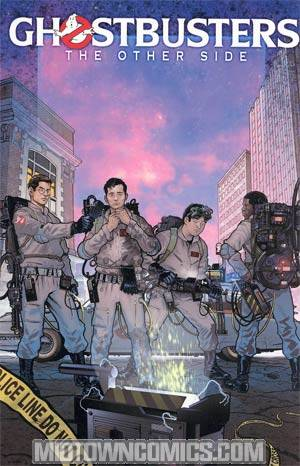 Ghostbusters The Other Side TP