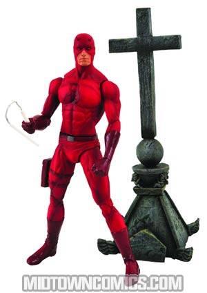 Marvel Select Daredevil Action Figure Regular Version