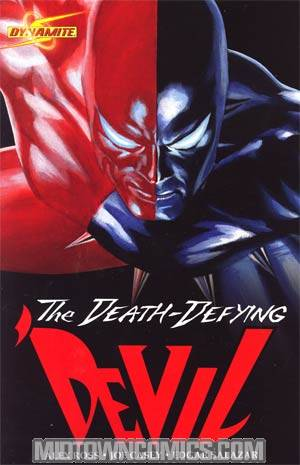 Death-Defying Devil Vol 1 TP