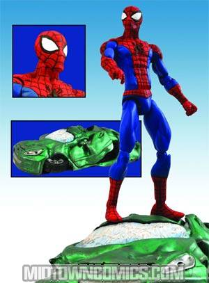 Marvel Select Spider-Man Action Figure