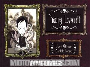 Young Lovecraft GN