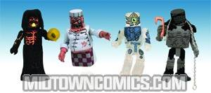 Ghostbusters III Video Game Minimates Box Set