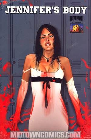 Jennifers Body HC