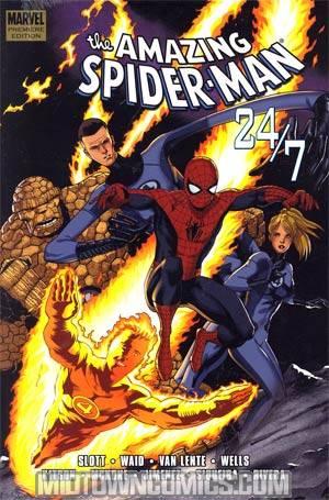 Spider-Man 24/7 HC