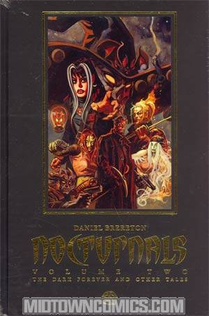 Nocturnals Vol 2 Dark Forever And Other Tales HC Regular Edition