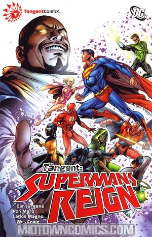 Tangent Supermans Reign Vol 2 TP