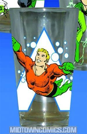 DC Comics Classic Toon Tumbler - Aquaman