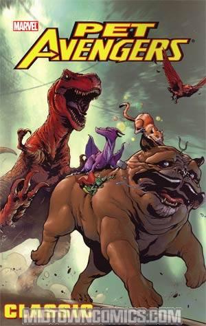 Pet Avengers Classic TP