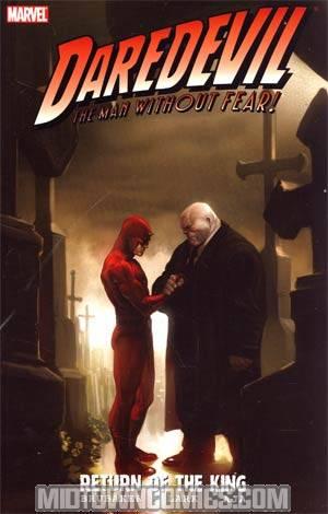 Daredevil Return Of King TP