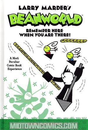 Larry Marders Beanworld Vol 3 Remember Here When You Are There HC