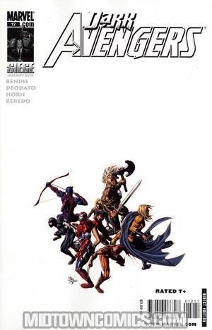 Dark Avengers #12