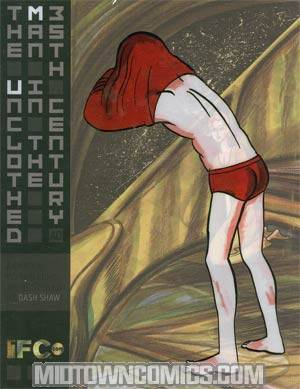 Unclothed Man In The 35th Century AD HC