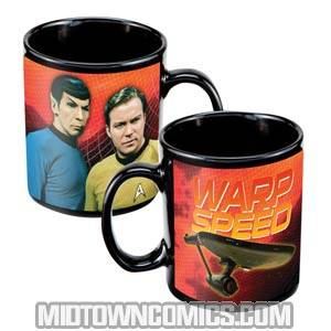 Star Trek 12-Ounce Ceramic Mug