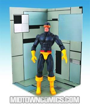 Marvel Select Cyclops Regular X-Men Costume Action Figure