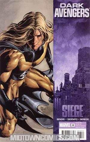 Dark Avengers #13 1st Ptg (Siege Tie-In)