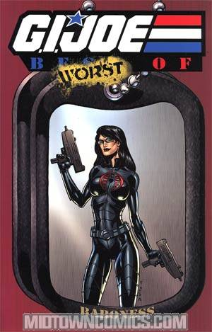 GI Joe Best Of Vol 7 Baroness TP