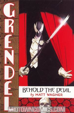 Grendel Behold The Devil HC