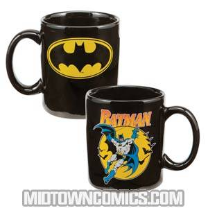 Batman 12-Ounce Ceramic Mug