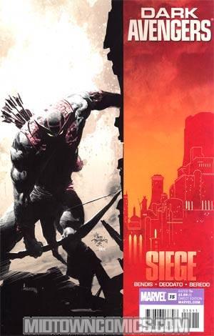 Dark Avengers #15 (Siege Tie-In)