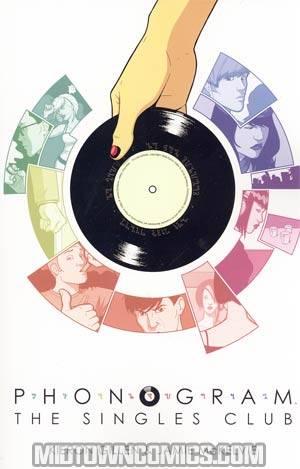 Phonogram Vol 2 Singles Club TP