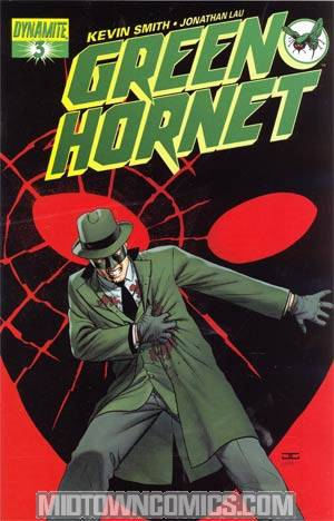 Kevin Smiths Green Hornet #3 Cover B Regular John Cassaday Cover