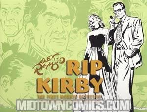 Alex Raymonds Rip Kirby First Modern Detective Vol 2 1948-1951 HC