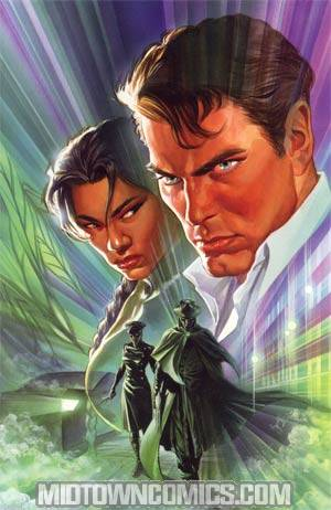 Kevin Smiths Green Hornet #4 Incentive Alex Ross Virgin Cover