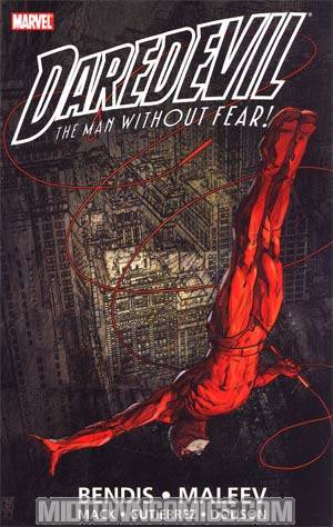 Daredevil By Brian Michael Bendis & Alex Maleev Ultimate Collection Book 1 TP