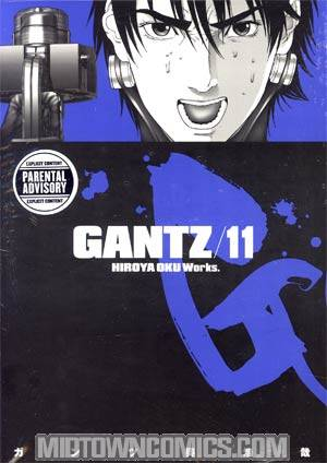 Gantz Vol 11 TP