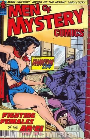 Men Of Mystery #82