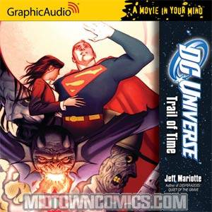 DC Universe Trail Of Time Audio CD