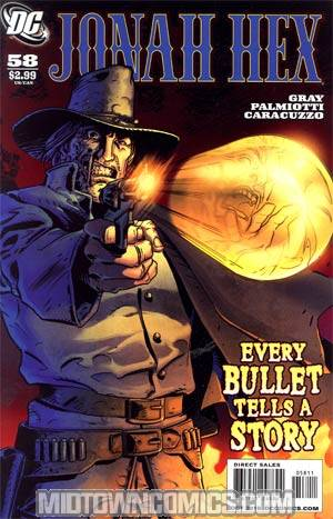 Jonah Hex Vol 2 #58