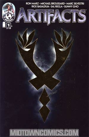 Artifacts #1 Cvr E Incentive Foil Symbol Variant Cover