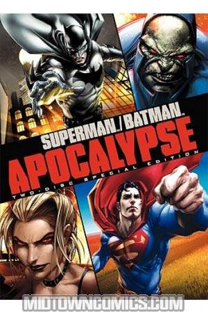 Superman / Batman Apocalypse Special Edition DVD