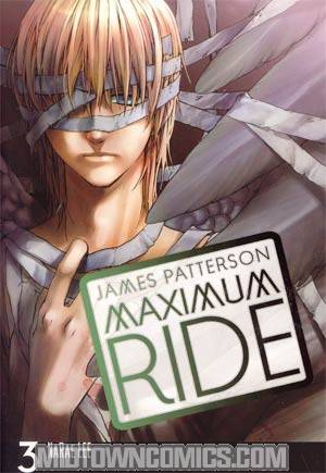 Maximum Ride The Manga Vol 3 TP