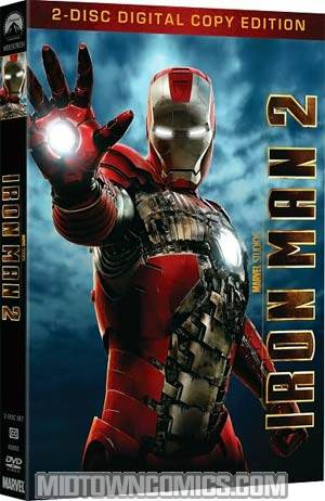Iron Man 2 2-Disc Special Edition DVD