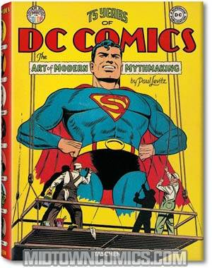 75 Years Of DC Comics The Art Of Modern Mythmaking HC