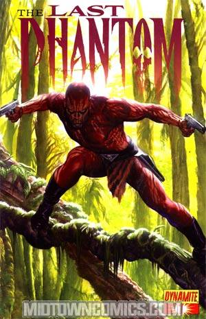 Last Phantom #1 Regular Alex Ross Jungle Cover
