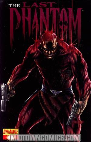 Last Phantom #1 Regular Fabiano Neves Cover