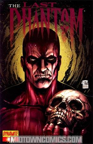 Last Phantom #1 Regular Joe Prado Cover