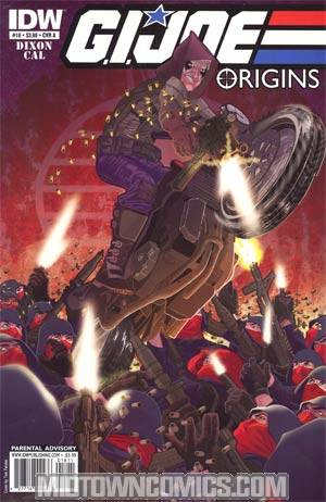 GI Joe Origins #18 Regular Cover A
