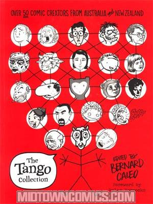 Tango Collection Over 50 Creators From Australia & New Zealand TP