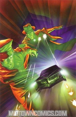 Kevin Smiths Green Hornet #7 Incentive Alex Ross Virgin Cover
