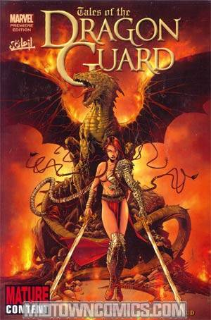Tales Of The Dragon Guard HC